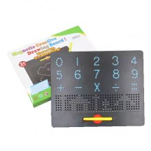 Магнитный планшет с цифрами