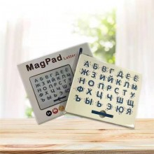 Магнитный планшет с буквами