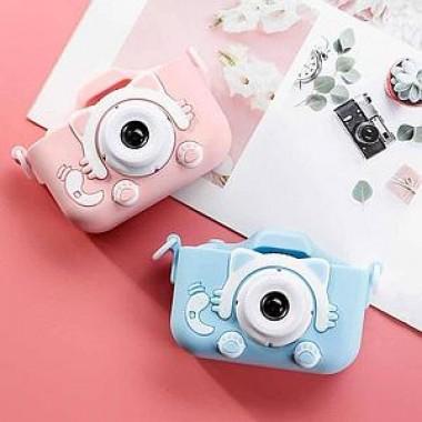 Детский фотоаппарат AR Fcamcat