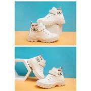 Ботинки Fashion, белые