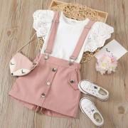 Сарафан юбка-шорты с маечкой