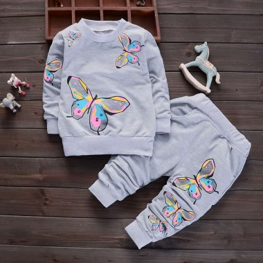 Комплект бабочка