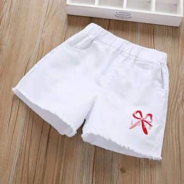 Джинсовые шорты ,белые